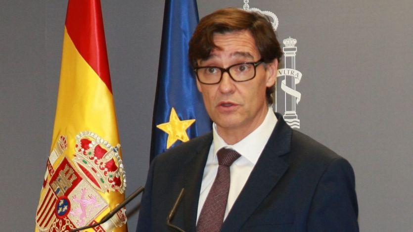El ministro Illa transmite tranquilidad por el coronavirus y recuerda: 'Siempre dijimos que podía haber casos'