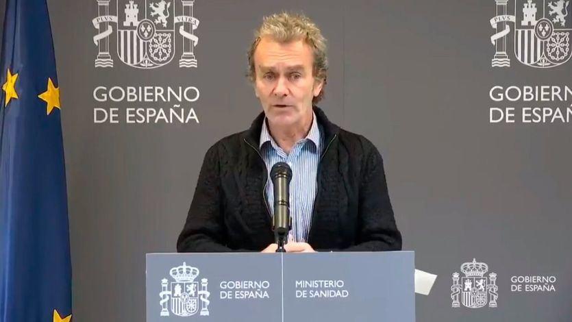 Fernando Simón, director del Centro de Coordinación de Emergencias de Sanidad