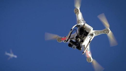 Se reabre el espacio aéreo de Barajas tras haberse cerrado por la presencia de un dron