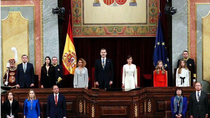 El discurso del Rey: 'España no puede ser de unos contra otros, debe ser de todos y para todos'