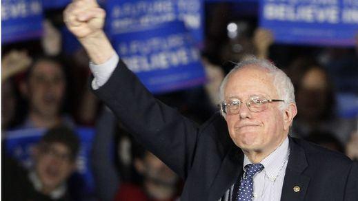 Primarias demócratas en EEUU: Bernie Sanders lidera los sondeos con las cifras oficiales bloqueadas