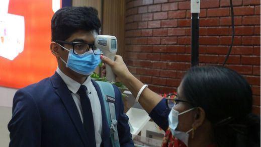 Recibe el alta el ciudadano chino procedente de Wuhan que llegó al Hospital Gómez Ulla con sospecha de coronavirus