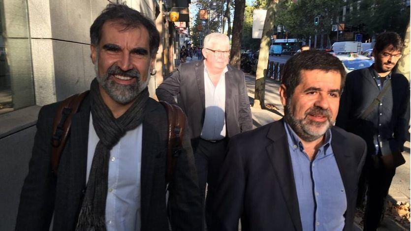 Los Jordis podrán salir de prisión entre semana para trabajar o hacer voluntariado