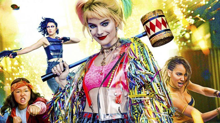'Aves de presa (y la fantabulosa emancipación de Harley Quinn)': feminismo machirulo