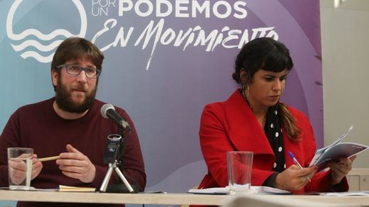 La 'familia' Anticapitalista se plantea abandonar Podemos