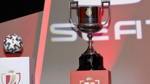 Los cruces de semifinales de la Copa del Rey