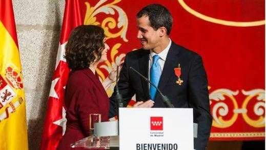 Los altos costes de 'La Casita', el chalé de lujo madrileño donde Ayuso invitó a Juan Guaidó