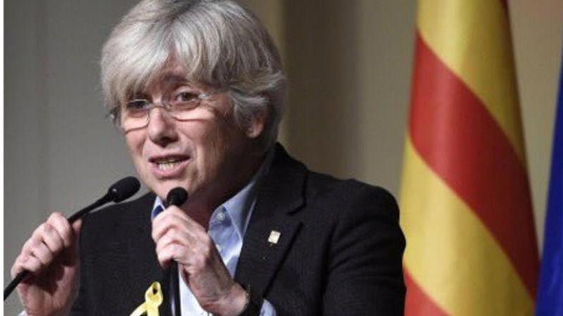 El Tribunal Supremo remite al Parlamento Europeo el suplicatorio para actuar contra Ponsatí