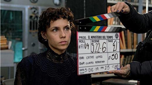 Nuevas imágenes de la patrulla en la cuarta temporada de 'El Ministerio del Tiempo'