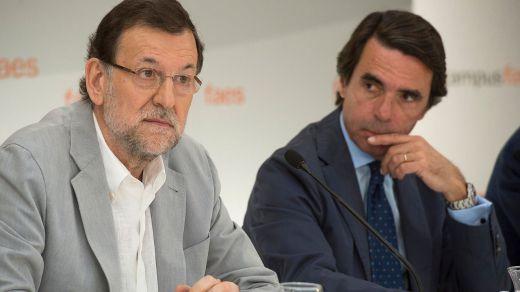 Aznar y Rajoy, obligados a decir la verdad como testigos en el juicio de la caja B del PP