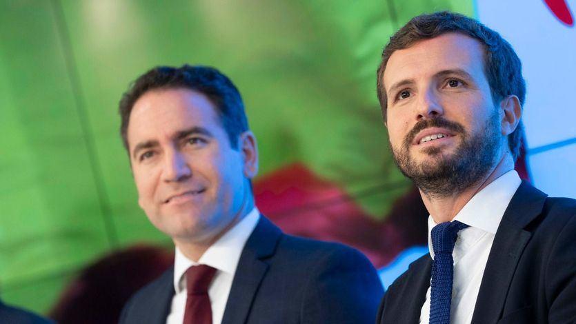 Casado ratifica a Feijóo y Alonso como candidatos y encarga a Egea las negociaciones con Cs