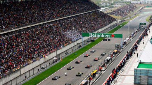 Aplazado el Gran Premio de China de Fórmula 1 por el miedo al coronavirus