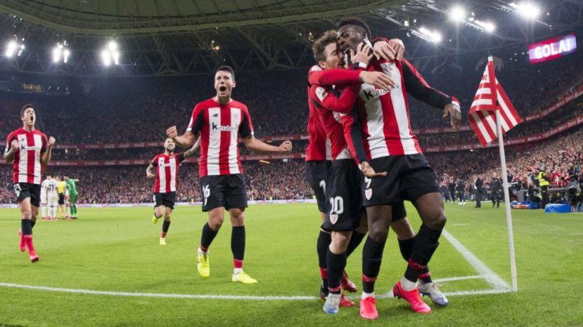 El Athletic toma ventaja para apuntar a la final de Copa (1-0 al Granada)