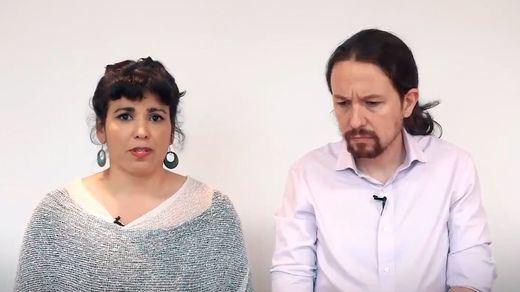 Divorcio amistoso en Podemos: Teresa Rodríguez despeja el camino a Pablo Iglesias en Andalucía