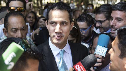Guaidó evita polemizar con el Gobierno español y agradece que fuera reconocido