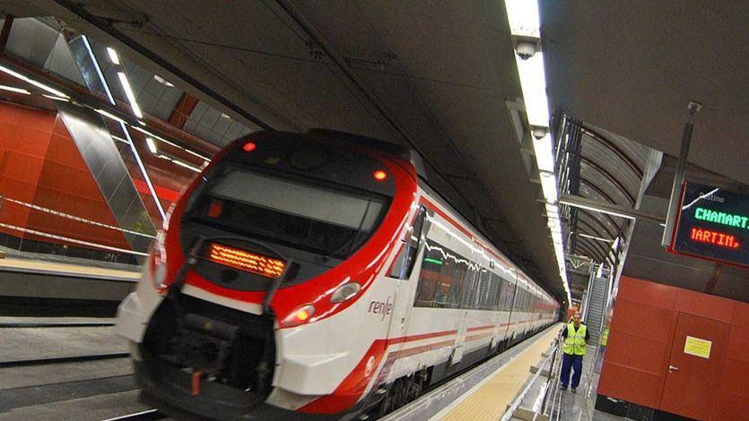 Cercanías Madrid registró un 97,06% de puntualidad en 2019