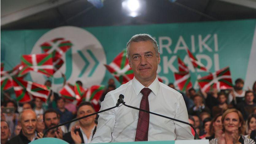 Encuestas electorales: el PNV saldría reforzado de la cita con las urnas, pero sin mayoría absoluta