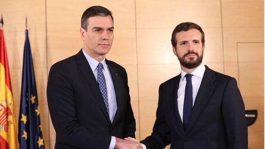 Sánchez cita a Casado el lunes en La Moncloa