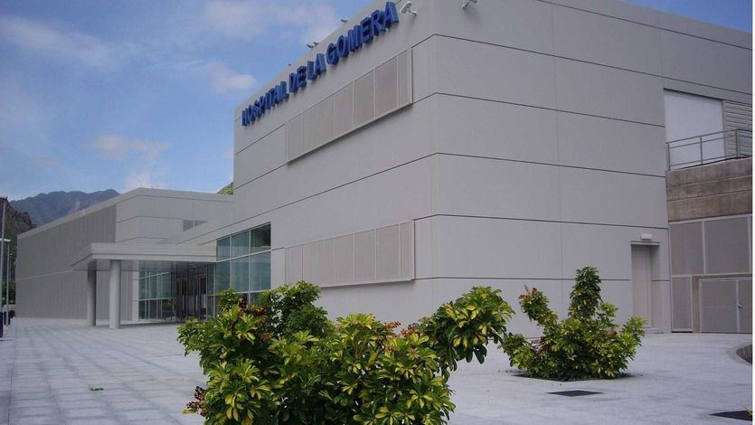 Hospital Ntra. Sra. de Guadalupe, en La Gomera