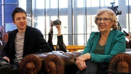 Carmena desata las críticas con su última reflexión sobre 'Más Madrid'