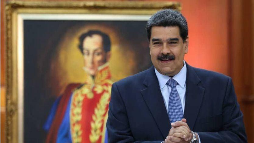 Maduro reaviva la polémica por el encuentro de Ábalos con Delcy Rodríguez