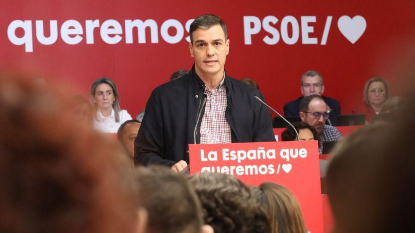 Sánchez intenta calmar al campo: 'Os vamos a ayudar: los agricultores y ganaderos pueden contar con el PSOE'