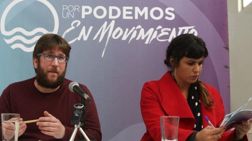 Anticapitalistas no participará en la tercera Asamblea Estatal de Podemos
