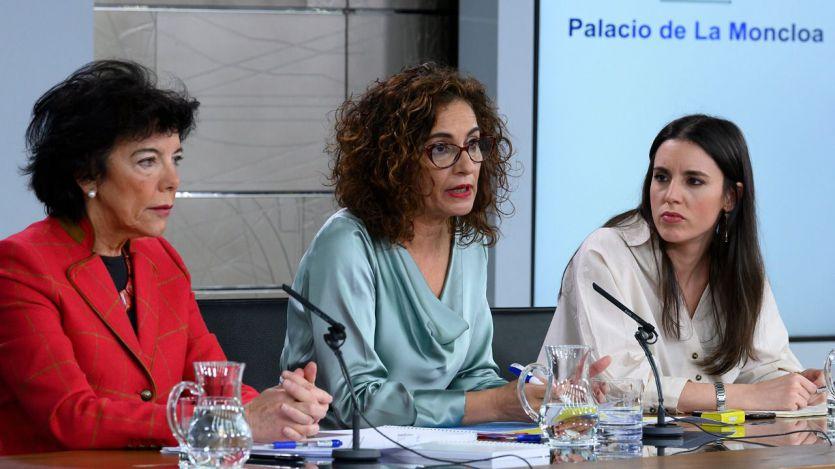 El Consejo de Ministros judializará el pin parental, retocará la reforma laboral y creará las tasas Google y Tobin