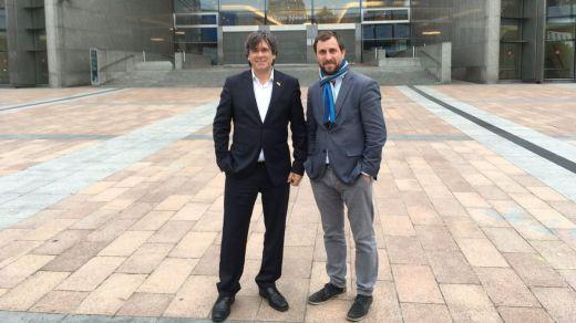 La Justicia belga suspende la euroorden contra Puigdemont y Comín a la espera del suplicatorio