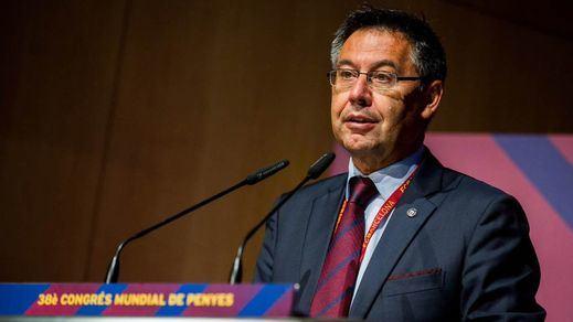El Barça niega haber contratado a una empresa para favorecer a Bartomeu y difamar a terceros