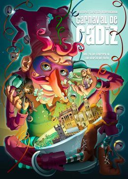 La programación de el Carnaval de Cádiz dará comienzo el 20 de febrero
