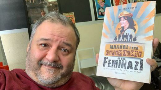 Torbe enciende las redes con la promoción del libro 'Feminazi' de Cristina Seguí