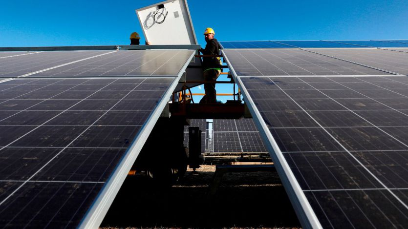 Planta fotovoltaica Nuñez de Balboa