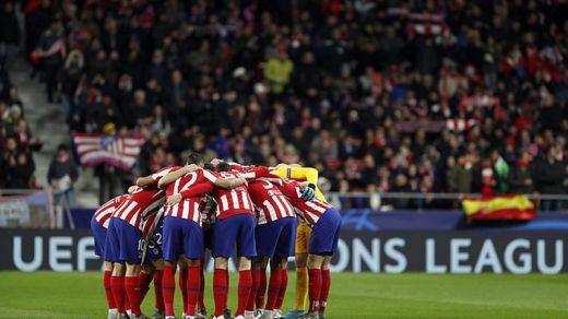 ¿A qué hora y dónde ver el Atlético de Madrid-Liverpool de Champions?