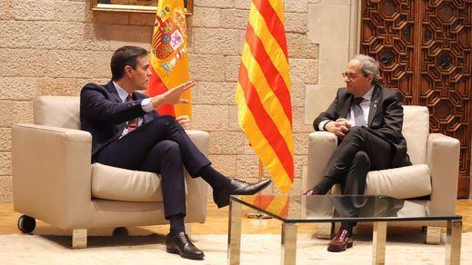 Moncloa descarta el mediador y confía en crear la mesa de diálogo en febrero
