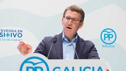 Feijóo vuelve a rechazar la oferta de Arrimadas de fundir a PP y Ciudadanos en Galicia
