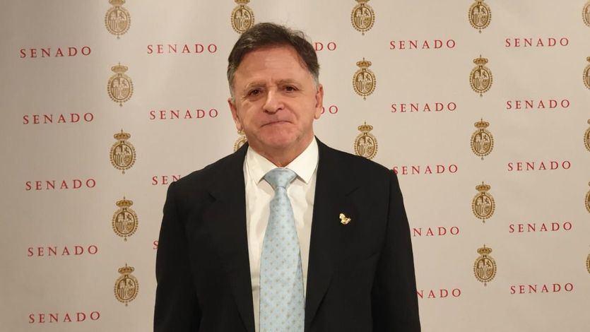 Senador de Vox Juan Ros Alcaide