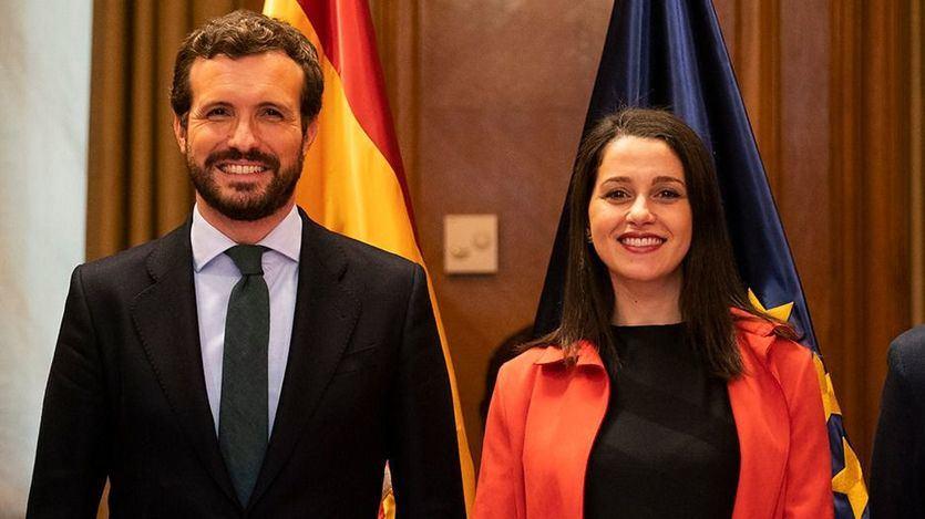 El acuerdo firmado por PP y Cs para las elecciones vascas ni siquiera menciona a Alfonso Alonso
