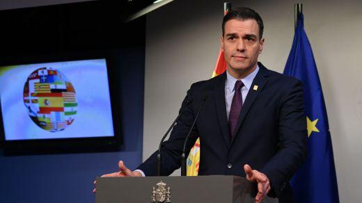 Sánchez se niega a aceptar los duros recortes de Bruselas y se une a un grupo de resistencia de 17 países