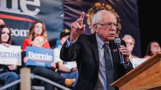 Sanders exige a Rusia que se mantenga al margen de las elecciones de EEUU
