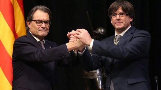 Artur Mas deja de estar inhabilitado en plena carrera de JxCat por escoger candidato electoral