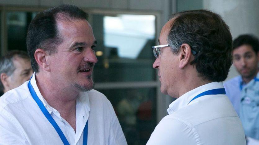 Carlos Iturgaiz y Alfonso Alonso