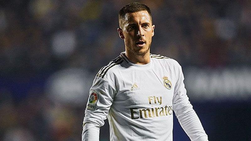 El Madrid perderá a Hazard para el resto de la temporada y peligra su participación en la Eurocopa