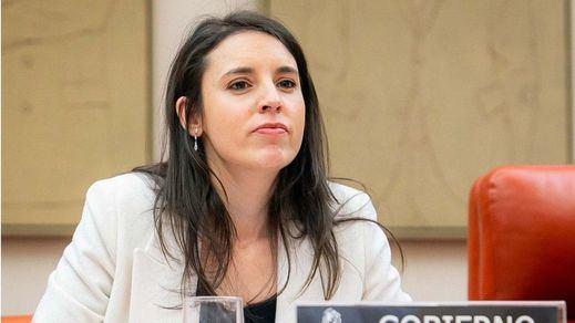 Irene Montero: 'Me gustaría abolir la prostitución, pero no vamos a dividir al feminismo por ello'