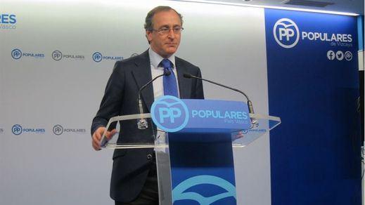 Alfonso Alonso abandona la política y deja el camino despejado a Iturgaiz en el PP vasco