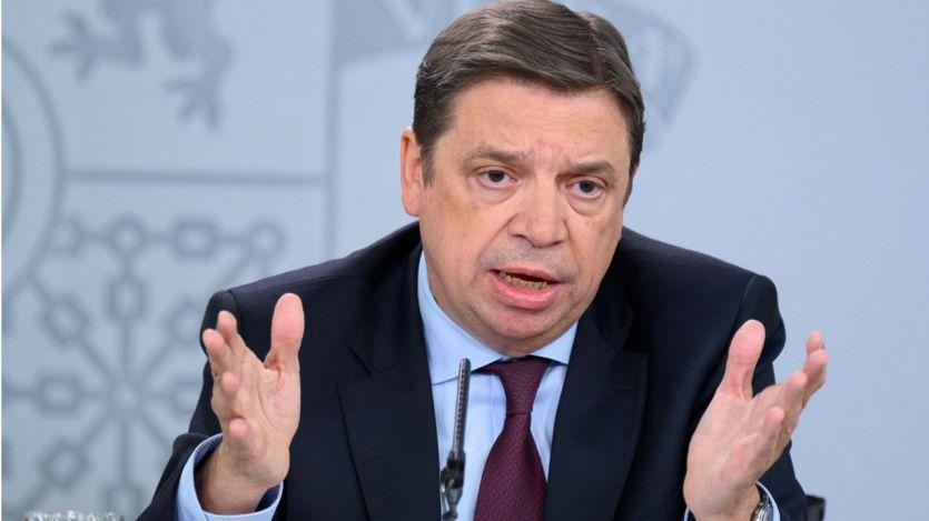 Ministro de Agricultura, Pesca y Alimentación, Luis Planas