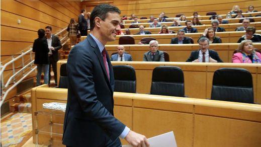 Sánchez pide apoyo a los Presupuestos prometiendo cumplir con las inversiones previstas en el Estatut