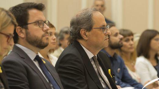 Este miércoles arranca la mesa de diálogo de Cataluña, eclipsada por la crisis del coronavirus