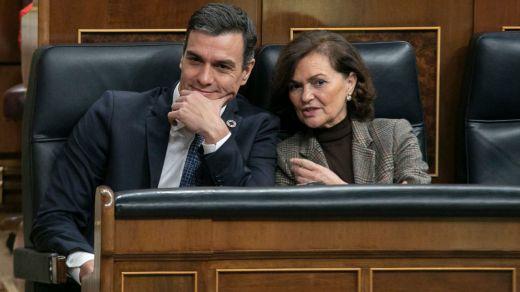 Sánchez justifica el diálogo con Cataluña:
