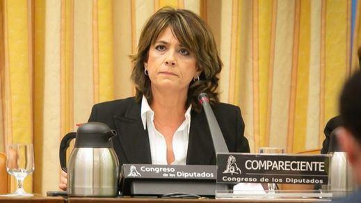 Dolores Delgado toma posesión como el fiscal general del Estado más polémico